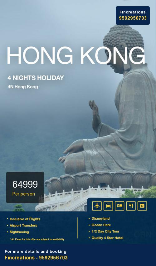 hong-kong---4-nights-